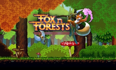 Artwork ke hře Fox n Forests