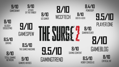 Screen ze hry The Surge 2