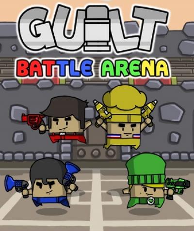 Artwork ke hře Guilt Battle Arena