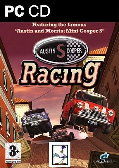Screen ze hry Austin Cooper S Racing