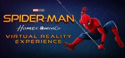 Artwork ke hře Spider-Man: Homecoming - Virtual Reality Experience