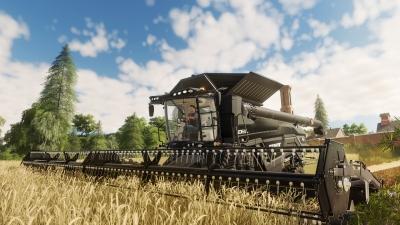 Screen ze hry Farming Simulator 19