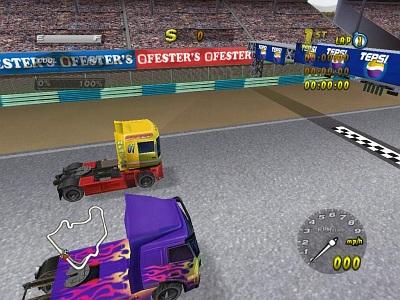 Screen Rig Racer 2