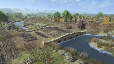 Screen ze hry Total War Saga: Thrones of Britannia