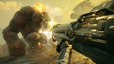 Screen ze hry Rage 2