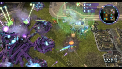Screen ze hry Halo Wars: Definitive Edition