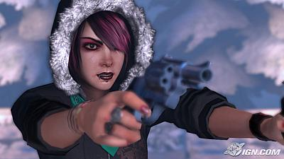 Screen ze hry Alpha Protocol