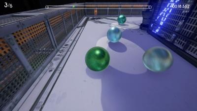 Screen ze hry Mindball Play