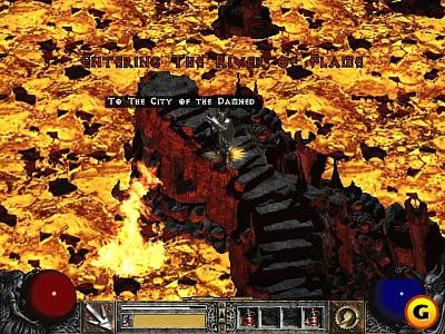 Screen Diablo II