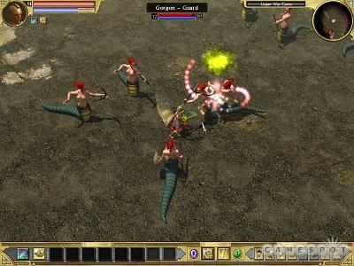 Screen Titan Quest