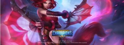 Artwork ke hře Dungeon Hunter Champions