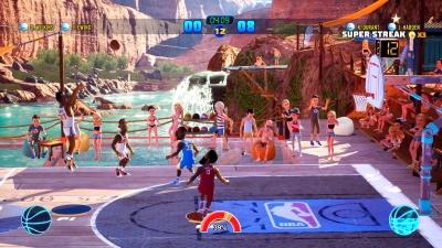 Screen ze hry NBA Playgrounds 2