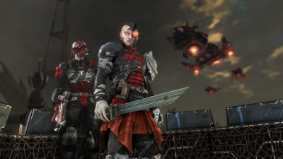 Screen ze hry Defiance 2050
