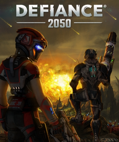 Artwork ke hře Defiance 2050