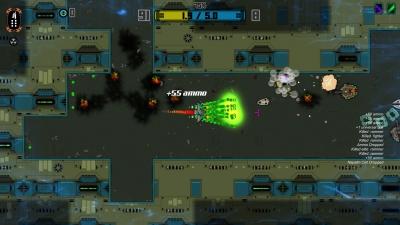 Screen ze hry Atomic Heist