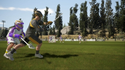 Screen ze hry Casey Powell Lacrosse 18