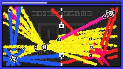 Screen ze hry InkSplosion