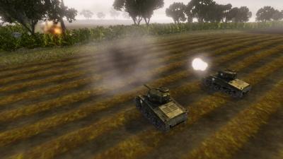 Screen ze hry Battle Fleet: Ground Assault