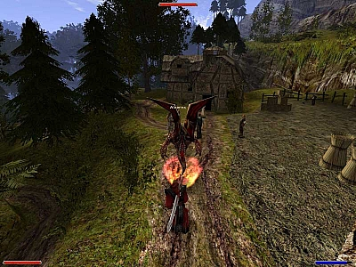 Screen ze hry Gothic II