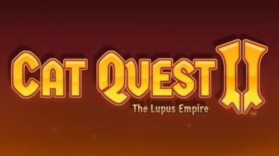 Artwork ke hře Cat Quest II: The Lupus Empire