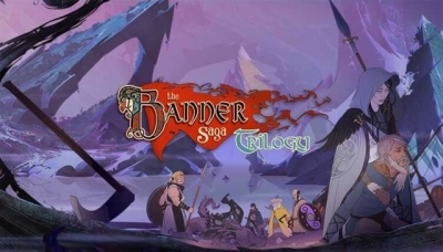 Artwork ke hře The Banner Saga Trilogy