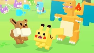 Artwork ke hře Pokemon Quest