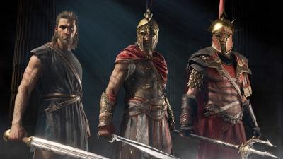 Artwork ke hře Assassin´s Creed Odyssey