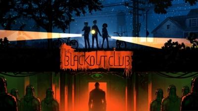 Artwork ke hře The Blackout Club