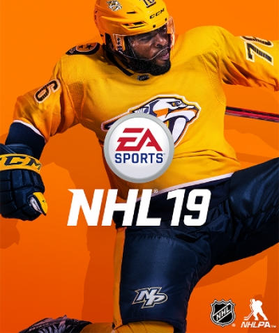 Artwork ke hře NHL 19
