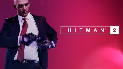 Artwork ke hře Hitman 2