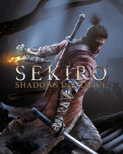 Artwork ke hře Sekiro: Shadows Die Twice
