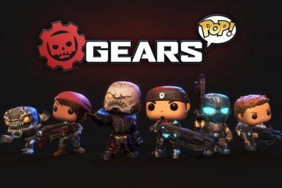 Artwork ke hře Gears Pop!