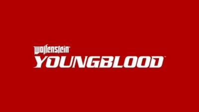 Artwork ke hře Wolfenstein: Youngblood