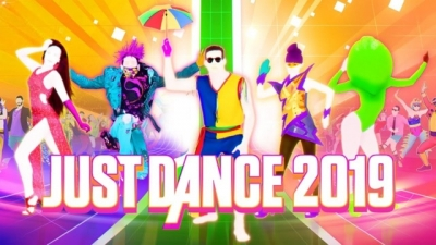 Artwork ke hře Just Dance 2019