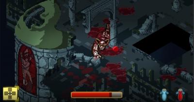 Screen ze hry Blood Magic