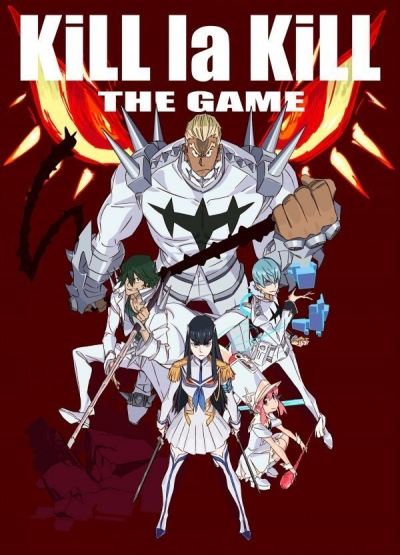 Artwork ke hře Kill la Kill: The Game