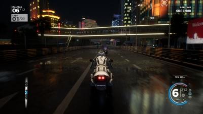 Screen ze hry Ride 3