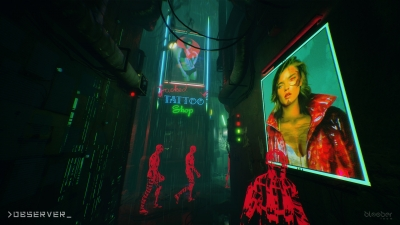 Screen ze hry Observer