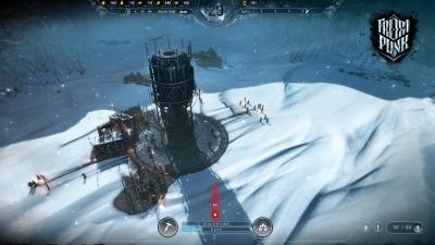 Screen ze hry Frostpunk
