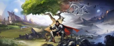 Screen ze hry Crowfall