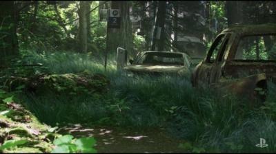 Artwork ke hře The Last of Us: Part II