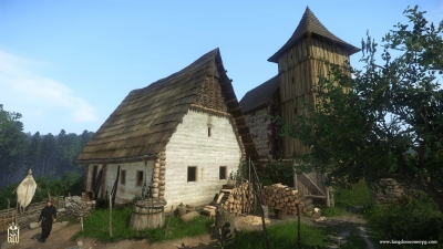 Screen ze hry Kingdom Come: Deliverance - From the Ashes