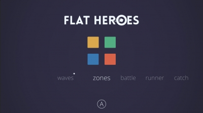 Screen ze hry Flat Heroes