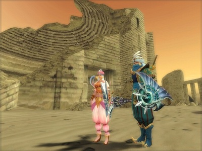 Screen Silkroad Online