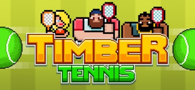 Artwork ke hře Timber Tennis