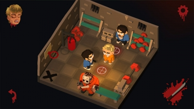Screen ze hry Friday the 13th: Killer Puzzle