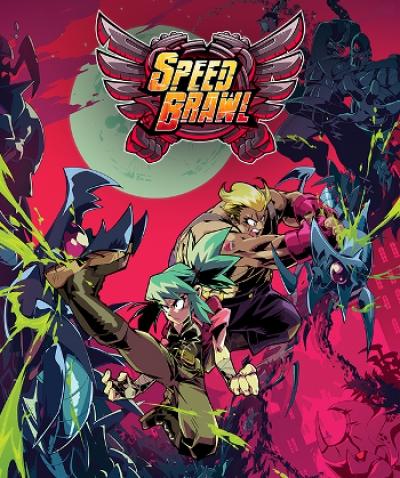 Artwork ke hře Speed Brawl