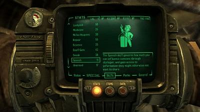 Screen Fallout 3