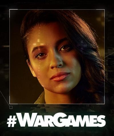 Artwork ke hře #WarGames