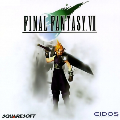 Obal hry Final Fantasy VII